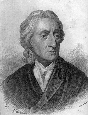 Law was an ardent disciple of John Locke.