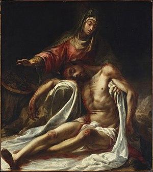 English: Pietà Español: Piedad