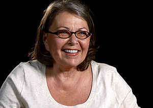 Peace and Freedom Party Presidential Nominee Roseanne Barr