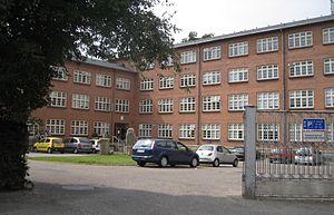 English: Jobcenter Blegen, Sønderborg, Denmark...