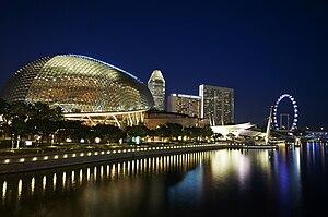 The Esplanade – Theatres on the Bay, Singapore