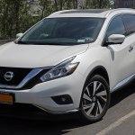 Ficheiro 2015 Nissan Murano Sv Awd Front Left Jpg Wikipedia A Enciclopedia Livre