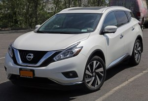 File:2015 Nissan Murano SV AWD, front leftjpg  Wikimedia