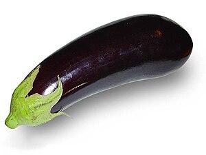 Eggplant Español: Berenjena