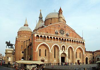 La Basilica di Sant'Antonio a Padova, Padova, ...