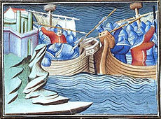 Image result for Hundred Years' War: Battle of La Rochelle