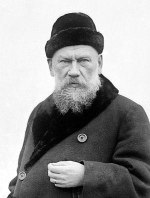 Leo Tolstoy's son Ilya Leovich Tolstoy, undated
