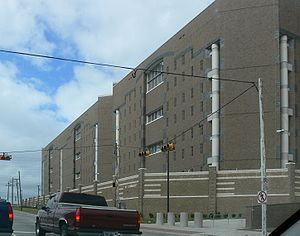 English: Dallas County Jail, 111 W Commerce St...