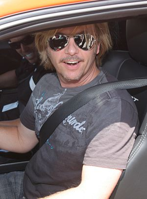 David Spade in the All-New Challenger