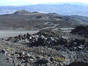 English: Mount Etna (Sicily) Français : Mont E...
