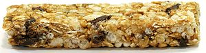 """A """"panoramic"""" image of a chewy grano..."""