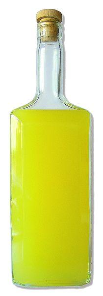 File:Homemade limoncello.jpg