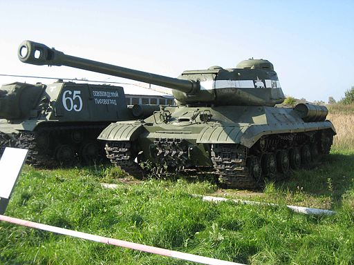 IS-2 Cubinka 1