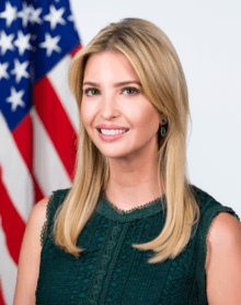 Ivanka Trump From Wikipedia