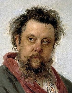 Português: Retrato por Repin, 1881