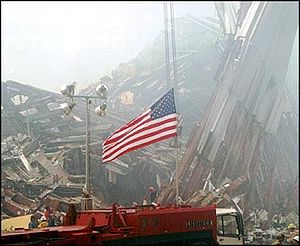 National Park Service 9-11 World Trade Center ...
