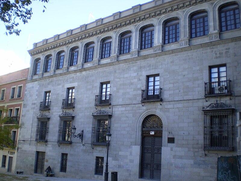 Archivo:Palacio de los Vargas Madrid.jpg