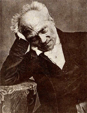 Picture from Arthur Schopenhauer