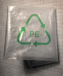plastic polyethylene