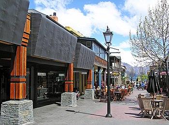 Queenstown Mall, New Zealand