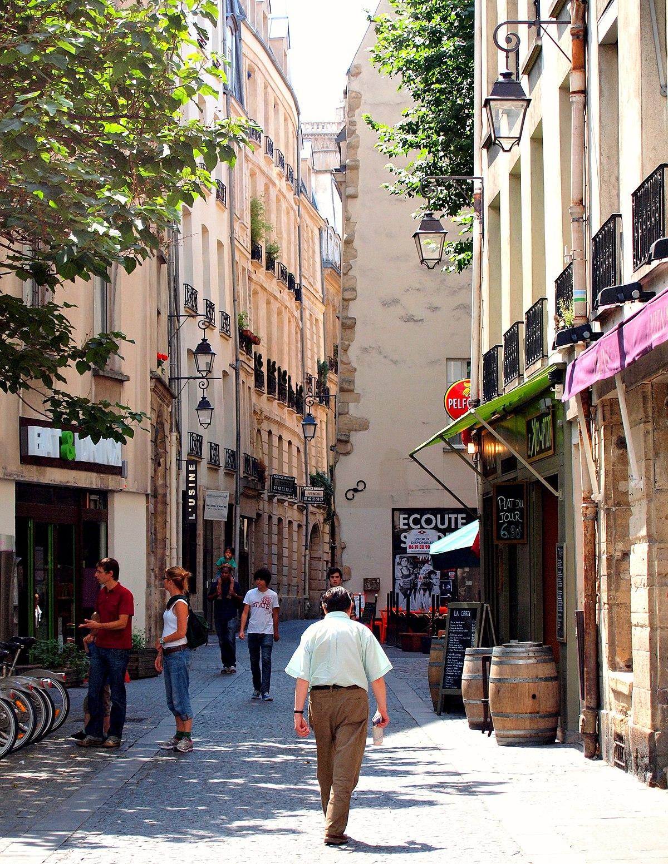 Rue Quincampoix Wikipdia