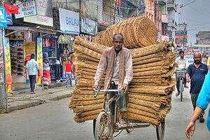 Delivery in Biratnagar (Nepal).