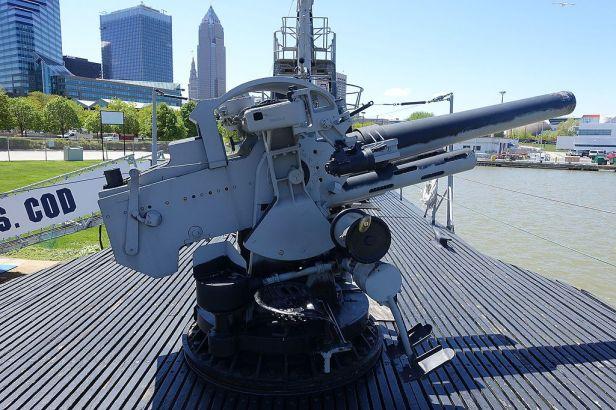 USS COD - Joy of Museums 3