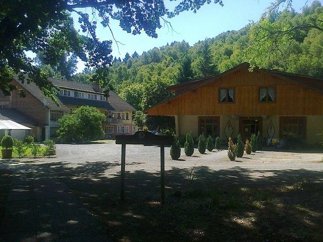 """Die Colonia Dignidad in Chile heute – inzwischen heißt sie """"Villa Baviera"""""""