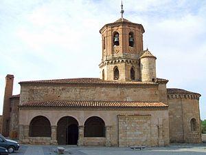 English: Iglesia de San Miguel (Almazán, provi...