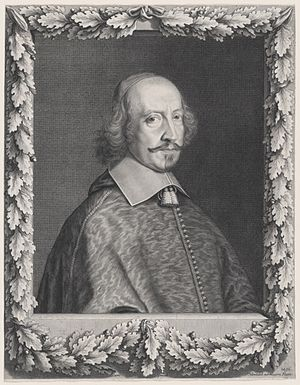 "English: ""Cardinal Jules Mazarin,"" e..."