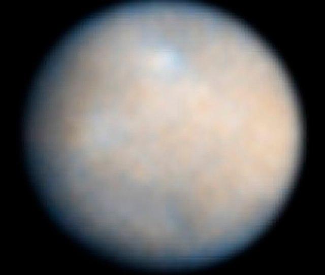 Dwergplaneet