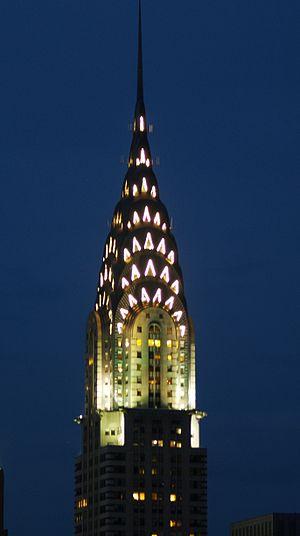 English: The Chrysler Building in New York Cit...