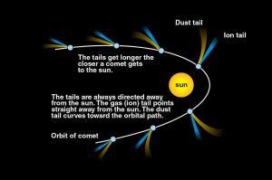 File:Comet tail diagramjpg  Wikimedia Commons