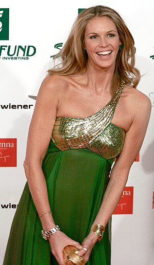Elle Macpherson at the Women's World Award 200...