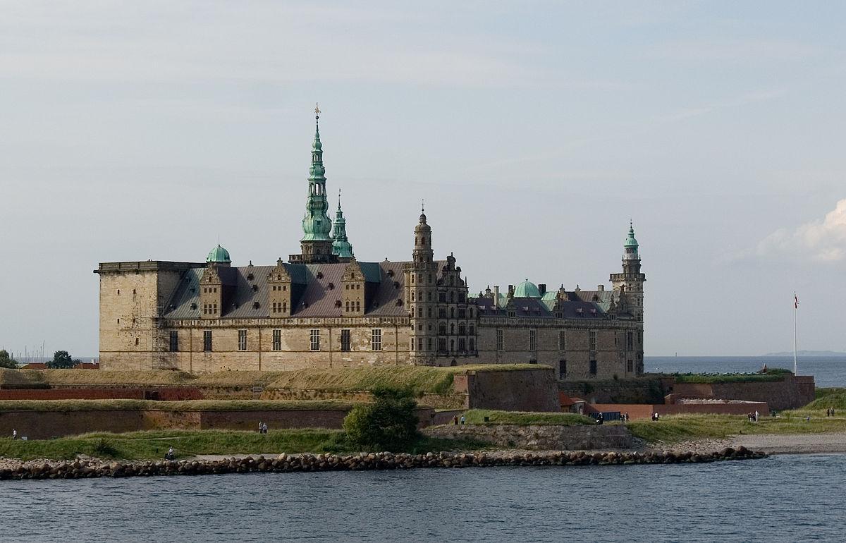 Image result for Kronborg Castle in Helsingor, Denmark