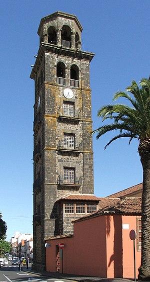 Deutsch: Iglesia Concepción La Laguna