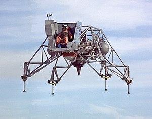 Lunar Landing Research Vehicle - Wikipedia