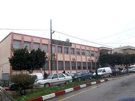 Mairie d'Amizour.