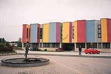 Das Andy-Warhol-Museum für moderne Kunst in Medzilaborce