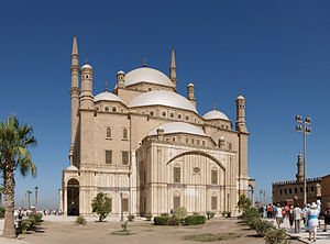 English: Muhammad Ali Mosque in Cairo Citadel.