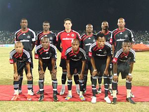 back row: benson mhlongo, lucky lekgwathi, moe...