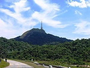 Português: Pico do Jaraguá