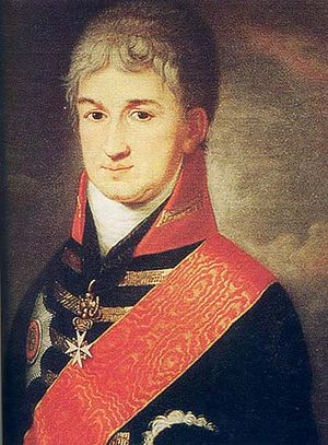 English: Portrait of Nikolay Rezanov (1764-180...