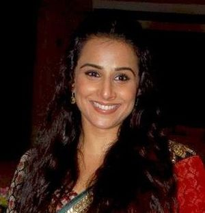 English: Bollywood actress Vidya Balan