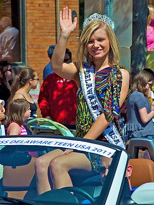 Amanda Debus, Miss Delaware Teen USA 2011