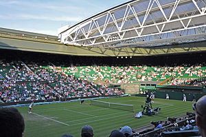 English: Wimbledon Championships