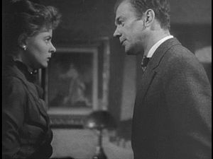 This screenshot shows Ingrid Bergman and Josep...