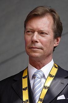 S.A.R. le grand-duc Henri (2009)