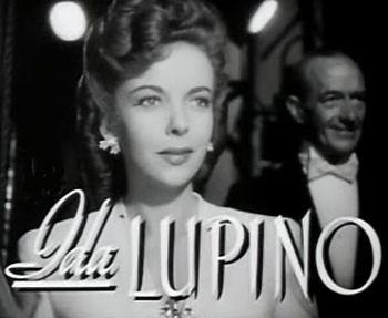 Cropped screenshot of Ida Lupino from the trai...