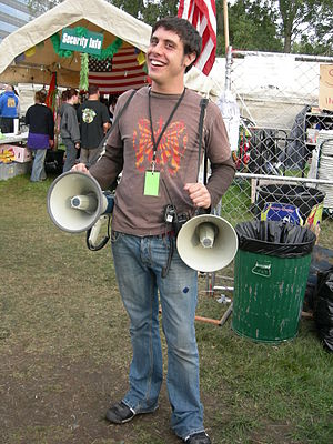 Activist and NORML Board Member Dominic Holden...